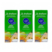 Bioralsuero (200 ml sabor frutas 3 tetrabik)