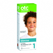 ANTIPIOJOS otc antipiojos locion sin insecticida (125 ml)