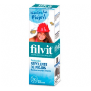 Filvit protector repelente de piojos (125 ml)