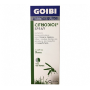 REPELENTE goibi antimosquitos citriodol spray uso humano (100 ml)