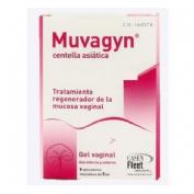 Muvagyn centella asiatica monodosis (5 ml 8 aplicaciones)