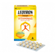 Leotron vitaminas (60 comp)