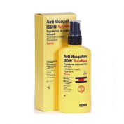REPELENTE DE INSECTOS INFANTIL antimosquitos isdin spray pediatrics (100 ml)