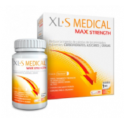 PRODUCTO Xls max strength (120 comp) + REGALO Xls TEA