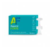 GOTAS OFTALMICAS ESTERILES aquoral forte c/ a hialuronico 0.4% (0.5 ml 30 monodosis)