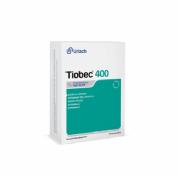 Tiobec 400 (40 comp fast slow)