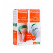 Thiomucase zonas rebeldes anticelulitico mujer (kit stick  75 ml 2 u)