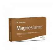 Magnesium 6 (20 comp)