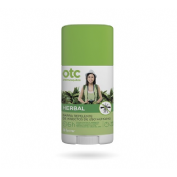 REPELENTE DE INSECTOS USO HUMANO otc antimosquitos herbal barra (50 ml)