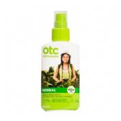 Otc antimosquitos herbal spray - repelente de insectos uso humano (100 ml)