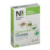 Ns digestconfort gases (60 comp)