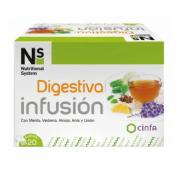 Ns digestiva infusion (20 sobres)