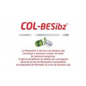 Col-besibz (60 comprimidos)