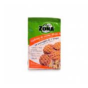 Enerzona 40-30-30 snack galletas (avena 250 g 40 galletas)