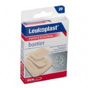 APOSITO ADH leukoplast barrier (transp surtido 20 u)