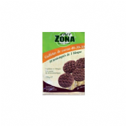 Enerzona 40-30-30 snack galletas (cacao 250 g 40 galletas)