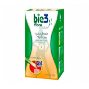 Bie3 fibra con frutas (24 sticks)