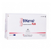 Binarval plus (760 mg 60 caps)