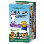 Animal parade calcium 90comp, natures plus