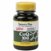 Natures plus coenzyme q10 30 perlas