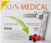 DUPLO XLS MEDICAL DIRECT STICKS CAPTAGRASAS 90 STICKS