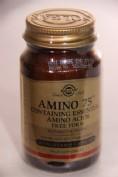Amino 75 solgar 30 capsulas