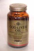 Solgar ac  higado de bacalao cod liver oil 250c