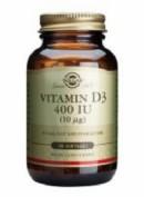 Solgar vitamina d3 400ui 100softgels