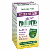 Ultra probioticos natures plus