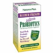 Ultra probioticos natures plus