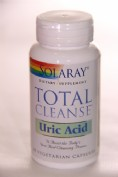 Solaray total cleanse uric acid 60 vcaps
