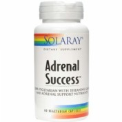 SOLARAY ADRENAL SUCCESS 60CAP