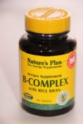 NATURE'S PLUS B-COMPLEX 90COMP