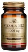 SOLGAR VIT B12 1000MCG (CIANOCOBAL) 100C MAST
