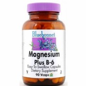BLUEBONNET MAGNESIUM PLUS B6 90 VEGICAPS