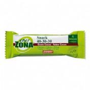Enerzona 40-30-30 snack bar (cacao 1 barrita 27 g)
