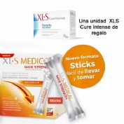 Xls max strength (60 sticks)+ regalo de Xls Drenante Viales Bebibles (10 Viales)