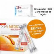 Xls max strength (60 sticks)+ regalo de Xls Drenante Viales Bebibles (10 Viales)