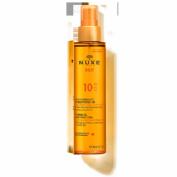 Nuxe sun huile spf10 spray 150 ml