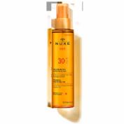Nuxe sun huile spf30 spray 150 ml