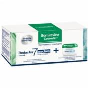 Somatoline tratamiento crema +exfoliante