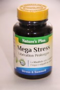 NATURE´S PLUS MEGA-STRESS (30 COMP)