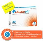 Audiovit (30 caps)