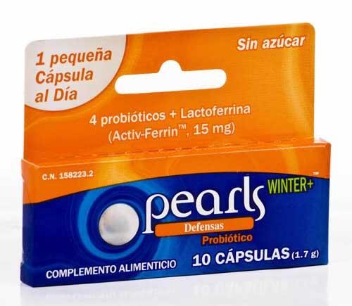 Pearls plus+ (10 caps)