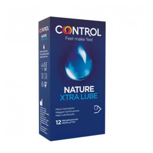 Control adapta nature extra lube (12 u)