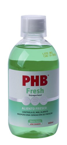 Phb fresh enjuague bucal (100 ml)
