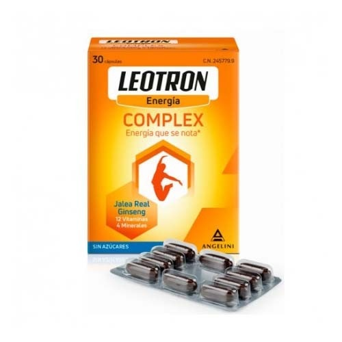 Leotron complex (30 caps)