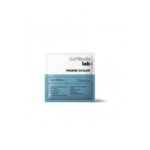 Cumlaude lab: toallitas de higiene ocular (16 toallitas)