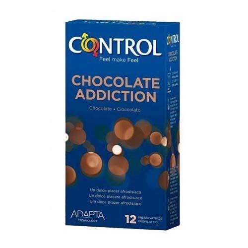 Control sex senses (Chocolate addiction 12 u)