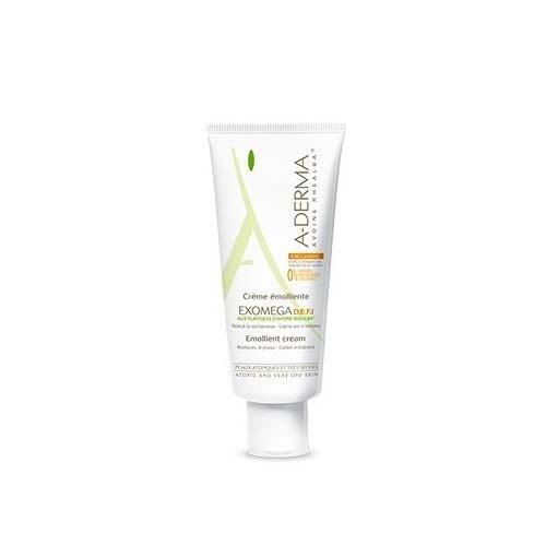 A-derma exomega control crema emoliente (50 ml)